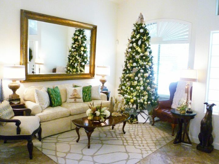 s it s beginning to look a lot like christmas, Modern Elegant Christmas Home Tour