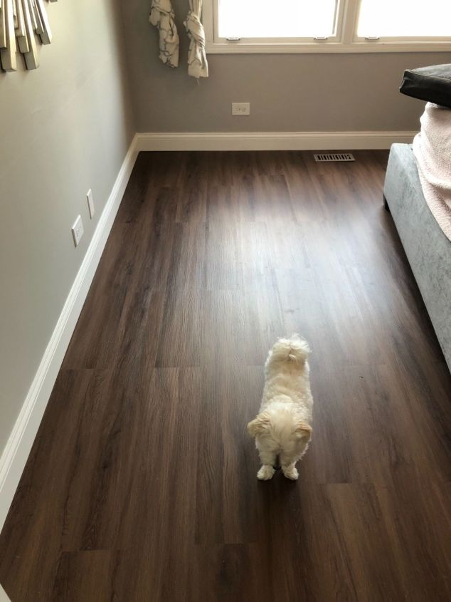How Do I Transition My Luxury Vinyl Plank Flooring Up The