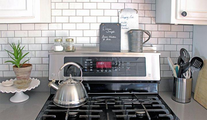 s 19 ways to organize your kitchen this new years, Kitchen Storage Shelf