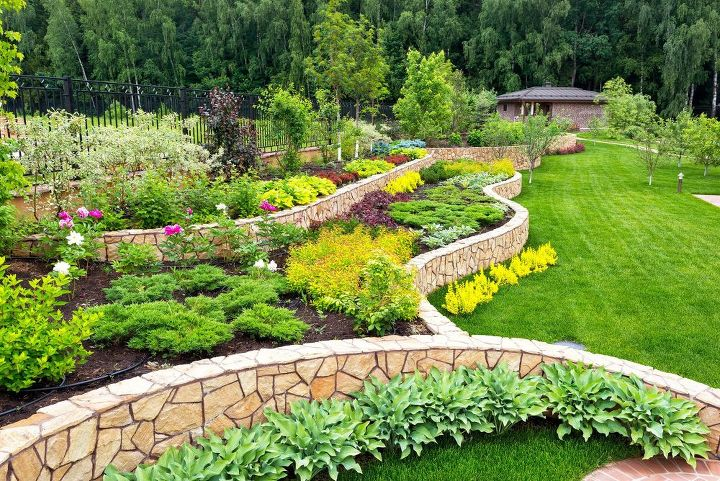 13 Easy Diy Backyard Landscaping Ideas Hometalk