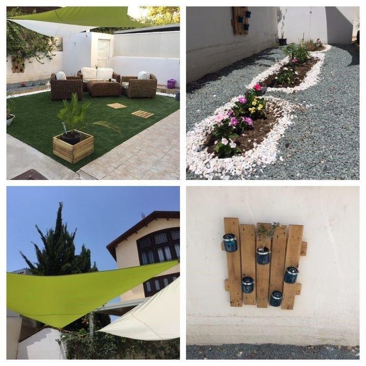 13 Easy Diy Backyard Landscaping Ideas Hometalk