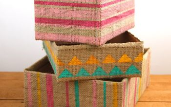 s 8 ways to turn cardboard boxes into beautiful storage for your home, 8 Ways to Turn Cardboard Boxes Into Beautiful