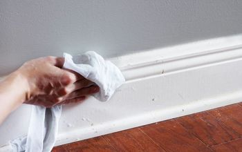 learn how to paint a room like a pro with these 7 tips and tricks, How to Paint Baseboards Holly Conway