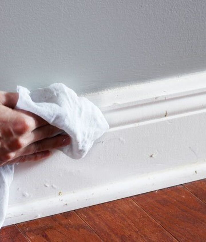 How to Paint Baseboards (Holly Conway)