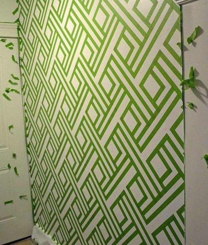 DIY Wall Art Painting (HerToolBelt)
