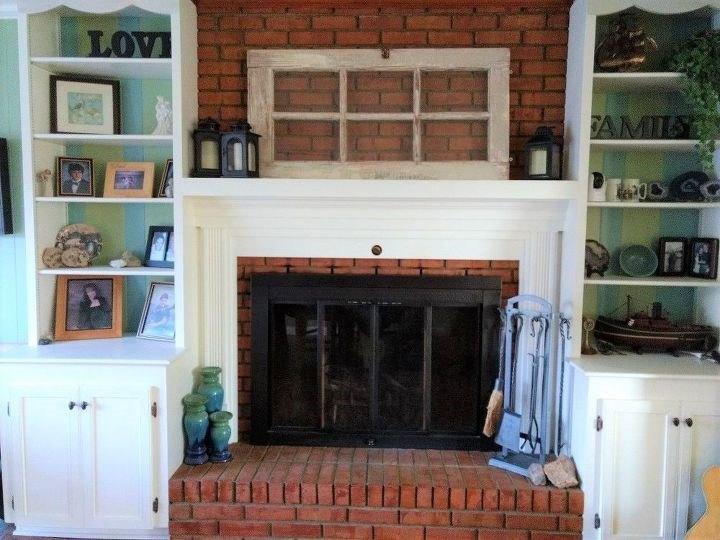 Fireplace Wall Ideas (Sherry)