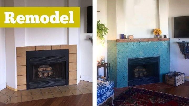Fireplace Tile Ideas (Caitlyn)