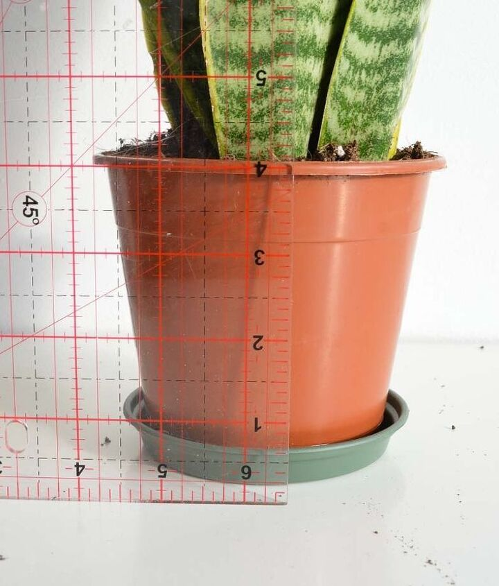 diy leather plant pot sleeves