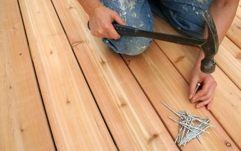 How to Build a Deck With Your Own Two Hands