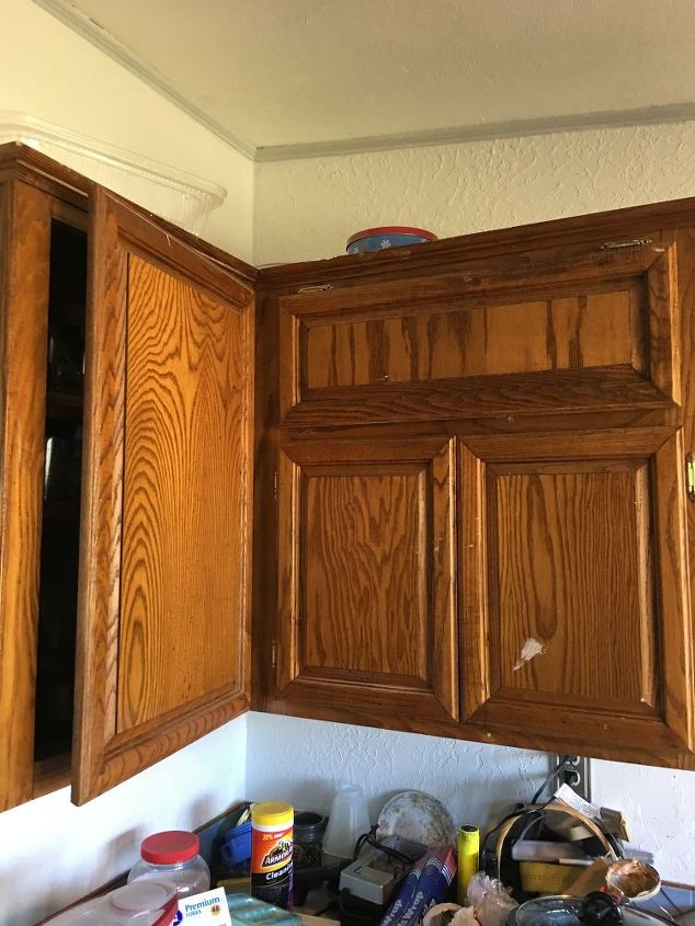 How do I remove stain from my kitchen cabinets? | Hometalk