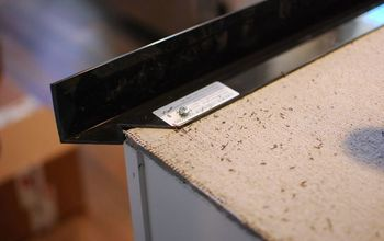 Concrete Countertops - Part 1, Setting the Forms