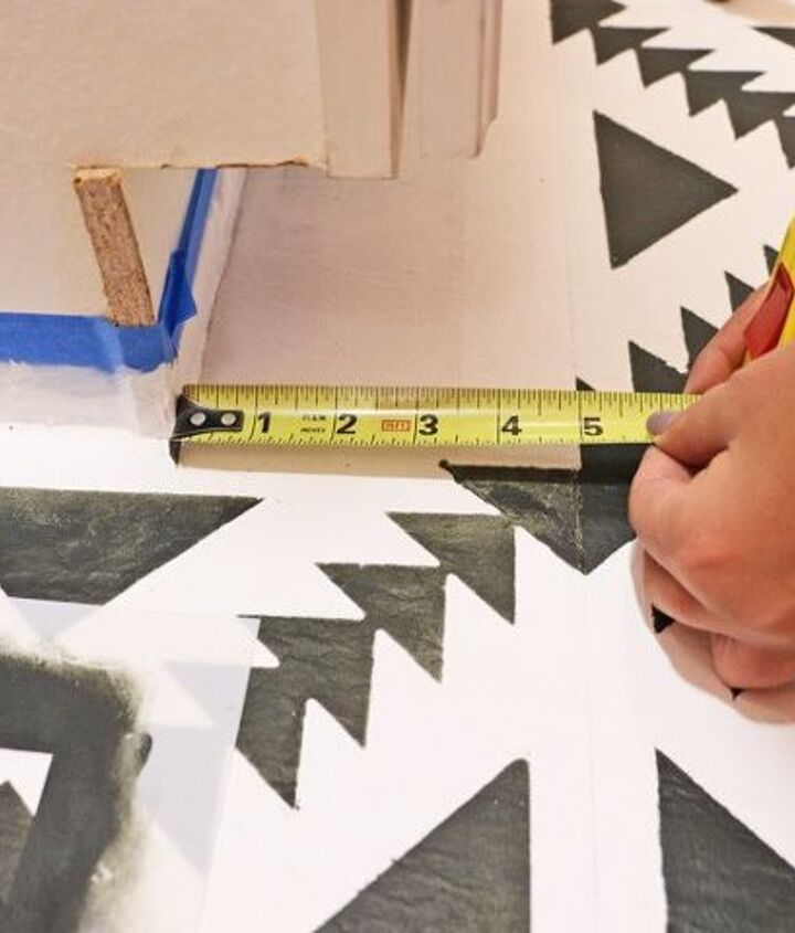 everything you need to stencil your tile floors for less