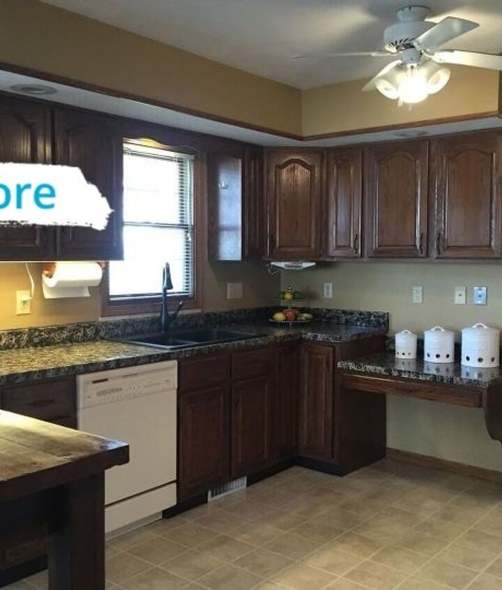 kitchen transformation a complete makeover