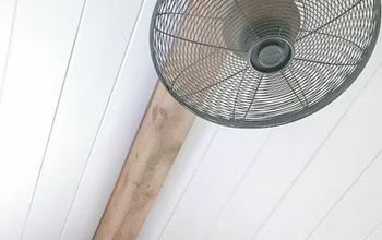 HOW TO INSTALL A VERY SIMPLE SHIPLAP CEILING
