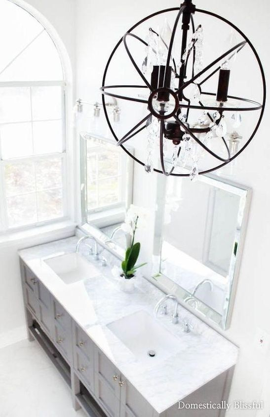 Modern bathroom ideas (Domestically Blissful )