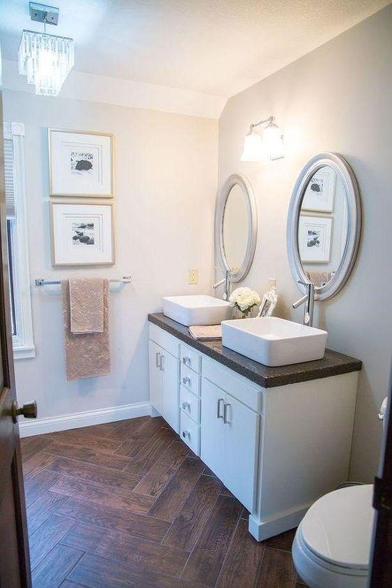 12 Gorgeous Diy Bathroom Remodel Ideas To Inspire You Hometalk