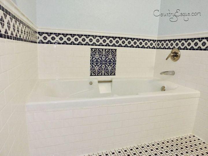 DIY Bathroom Renovation (Kati Urbanek-Countryesque)