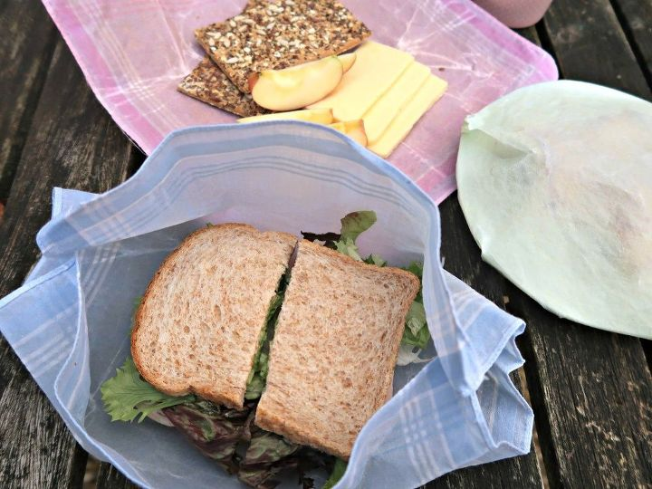 how to make easy reusable beeswax food wraps