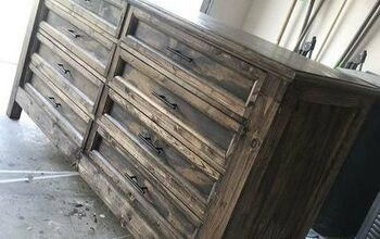 Farmhouse Bedroom Set - The Dresser