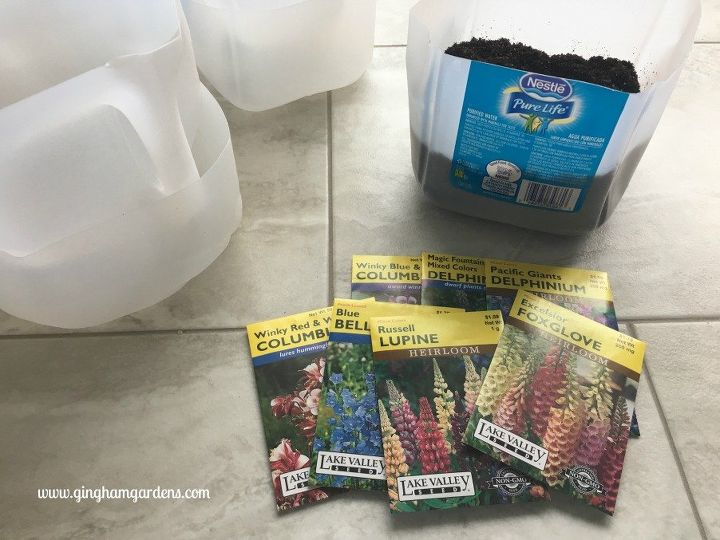 winter sowing yes you can garden in winter