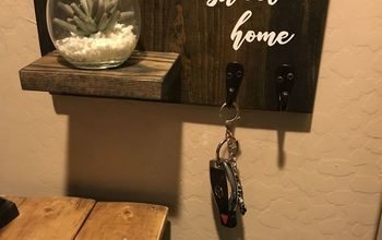 farmhouse key holder