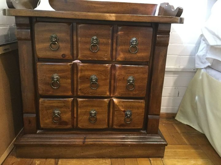 q what can i do with these nightstands