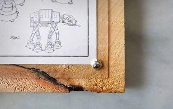DIY Modern Printables Frame