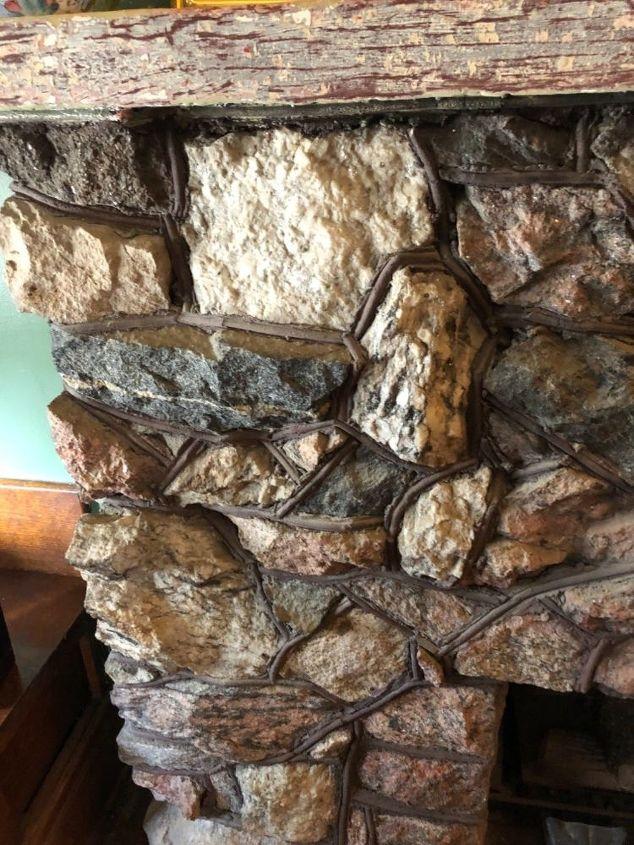 q how do i improve this fireplace