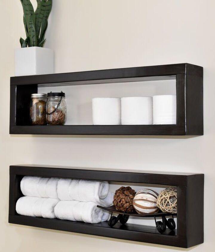 Floating Box Shelves (Glen)