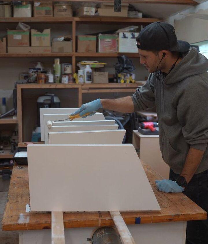 Reclaimed Wood Floating Shelves (Zac Builds)