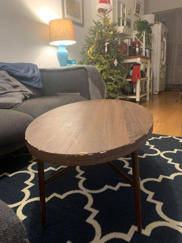 q how do i update this coffee table