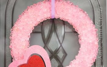 Rock Candy Wreath
