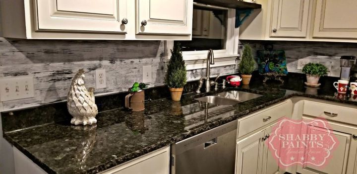 Only took 12 years to get my backsplash ;)