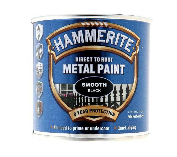 Metal paint