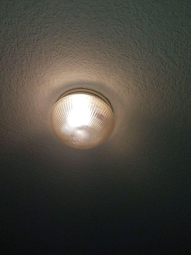 Builder grade light