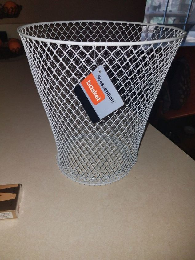 Dollar tree wastebasket