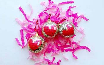 valentine s day disco balls