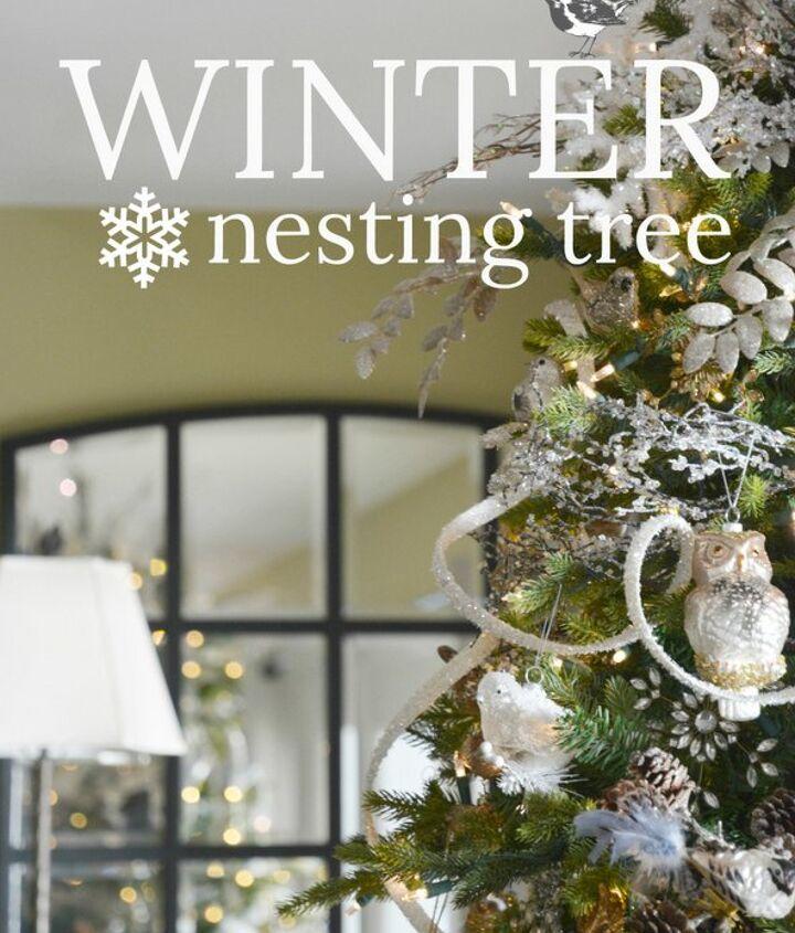 winter nesting tree