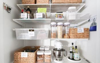 Budget-Friendly Pantry Makeover