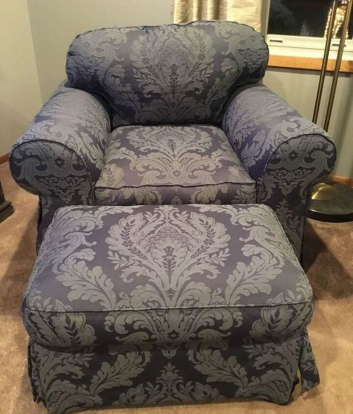 q how to re upholster