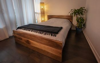 Customize Your Room By Building Your Own Bed Frame