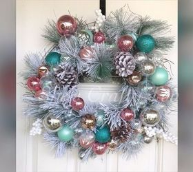 17 Gorgeous Diy Christmas Wreath Ideas You Ll Love Hometalk
