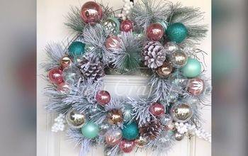 17 Gorgeous DIY Christmas Wreath Ideas You'll Love