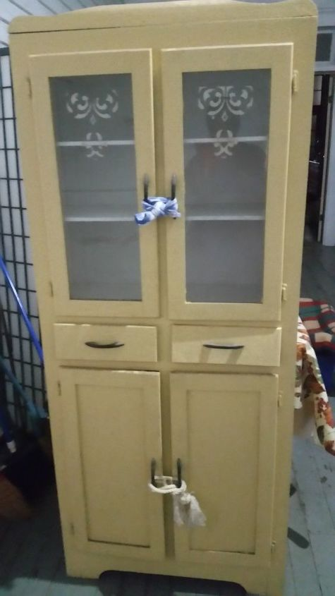 q how to redo kitchen cabinet