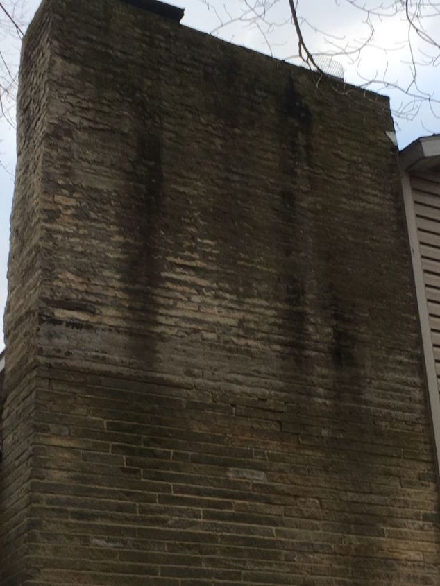 q how do we fix this ugly chimney it s been this way 27 years