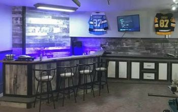Garage Bar Build