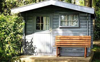 Solve Your Storage Woes By Building a Shed