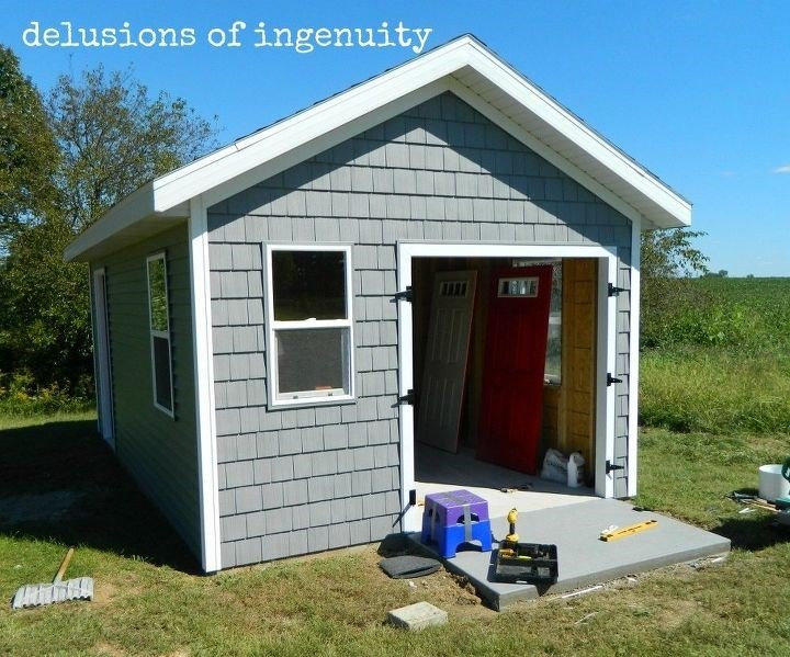 Do I Need a Permit to Build a Shed (Delusions of Ingenuity)