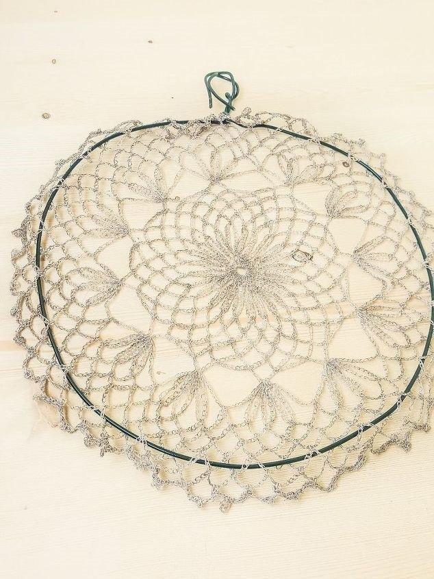Crochet Dreamcatcher (Sarune)