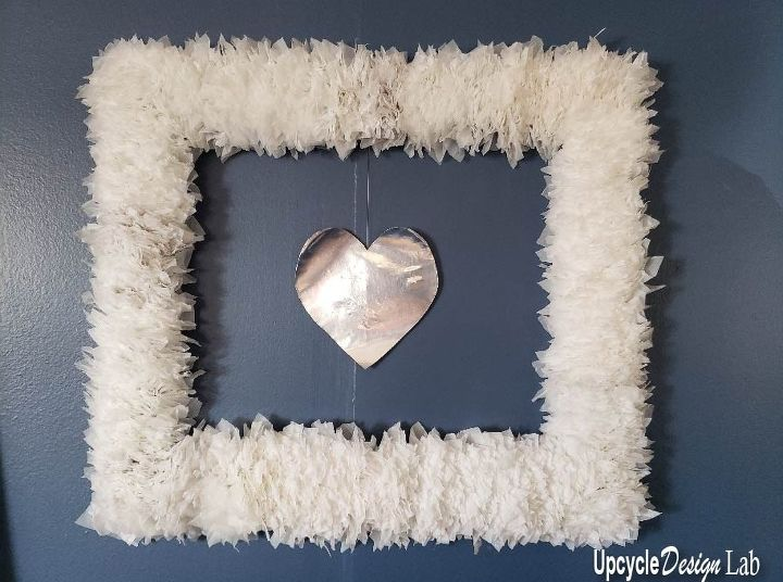 upcycled valentine s day decor trashy house tour